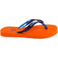 Chaussures Fille Tongs Amazonas Tongs Enjoy Fun Colors Orange et Bleu ORANGE