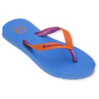 Chaussures Fille Tongs Amazonas Tongs Enjoy Fun Colors Bleu et Orange BLEU
