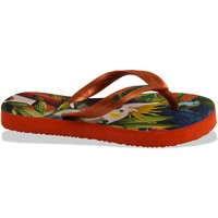 Chaussures Fille Tongs Amazonas Tongs Enjoy Fauna Orange ORANGE