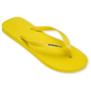 Chaussures Homme Tongs Amazonas Tongs Fun Jaune JAUNE