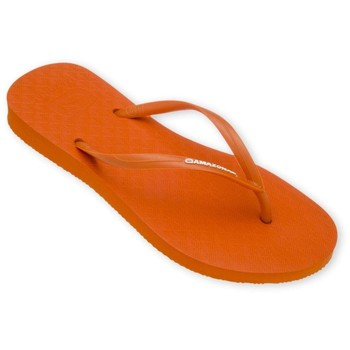 Chaussures Femme Tongs Amazonas Tongs Fun Orange ORANGE