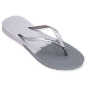 Chaussures Femme Tongs Amazonas Tongs Fun Colors Gris et Blanc GRIS