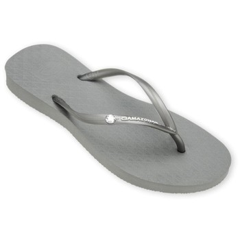 Chaussures Femme Tongs Amazonas Tongs Fun Shine Gris GRIS