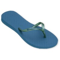 Chaussures Femme Tongs Amazonas Tongs Fun Doll Bleu BLEU