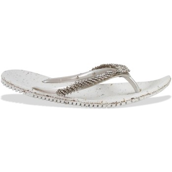 Chaussures Femme Tongs Amazonas Tongs femme Eco Fun Flip Flop Luxury blanc BLANC