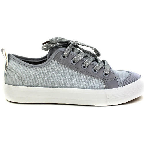 Chaussures Basses Femme Baskets Gris Cendriyon wN8yv0mnO