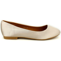 Chaussures Femme Ballerines / babies Cendriyon Ballerines Beige Chaussures Femme Beige