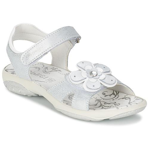 Sandale Primigi LINA Blanc / Argent 350x350