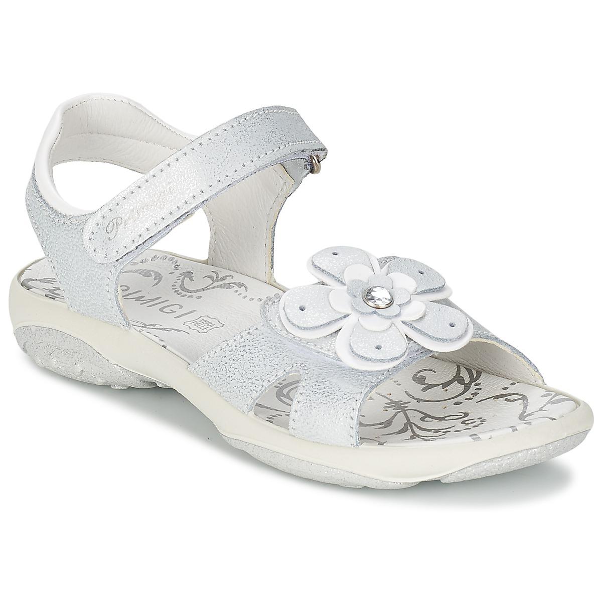 Sandale Primigi LINA Blanc / Argent