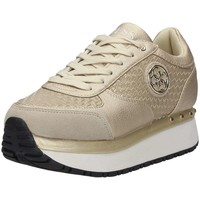 Chaussures Femme Baskets basses Guess Fltif1 Ele12 Sneaker or