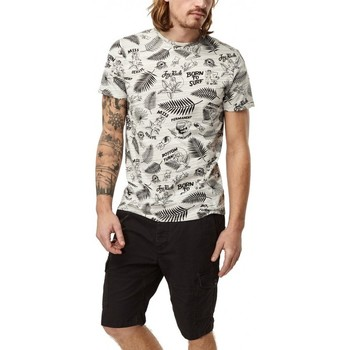 Vêtements Homme T-shirts manches courtes O'neill T-Shirt  Lm Born To Surf - Powder White blanc
