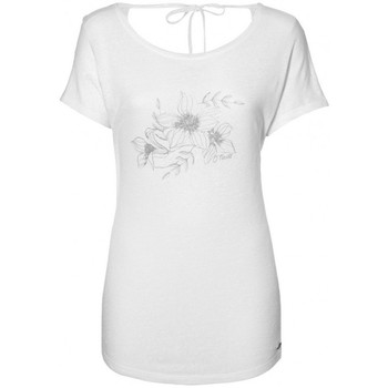 Vêtements Femme Tops / Blouses O'neill T-Shirt  Lw X-Over Back - Powder White blanc