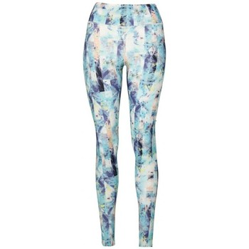 Vêtements Femme Leggings O'neill Legging  Pw Print High Rise - Blue Aop W/ Pink Bleu