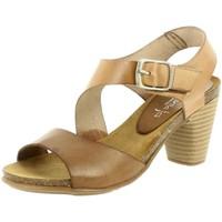 Chaussures Femme Sandales et Nu-pieds Marila 11820 caramel