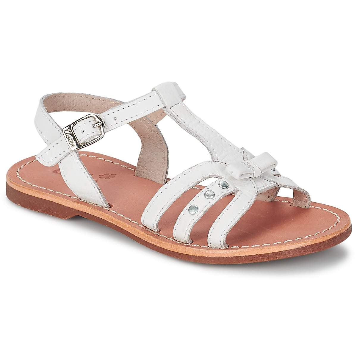 Sandale Aster VALENTINA Blanc