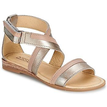 Chaussures Fille Sandales et Nu-pieds Mod'8 JOYCE Doré