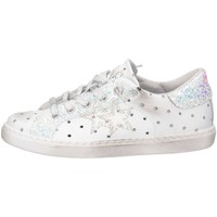 Chaussures Fille Baskets basses 2 Stars 2SB1114 Basket Enfant Blanc Blanc