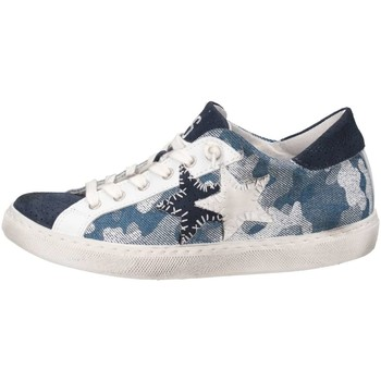 Chaussures Enfant Baskets basses 2 Stars 2SB1135 Camuflage