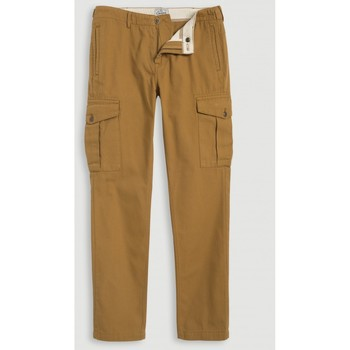 Vêtements Homme Pantalons cargo Chevignon Pantalon cargo straight SABLE