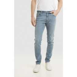 Vêtements Homme Jeans slim Chevignon Jean slim denim délavé DOUBLE STONE