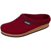 Chaussures Femme Chaussons Stegmann Firebrick Wollfilz
