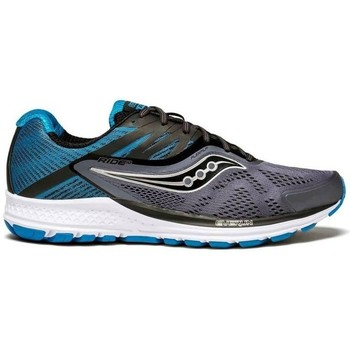 Chaussures Homme Running / trail Saucony Ride 10 Bleu