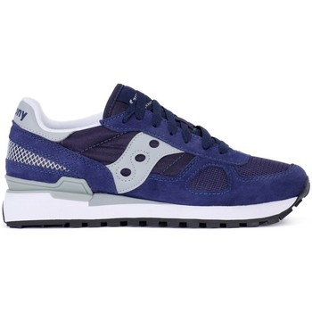 Chaussures Homme Baskets basses Saucony Shadow Original W Bleu marine