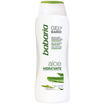 Beauté Produits bains Babaria Aloe Vera Gel Baño Hidratante  600 ml