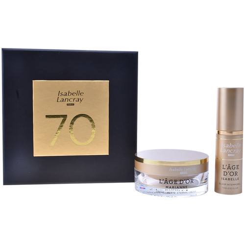 2 Lancray L'age Anti Isabelle ageamp; D'or rides Pz Anti Coffret U Femme kiXZPu