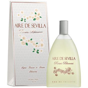 Beauté Femme Eau de toilette Aire Sevilla Aire De Sevilla Rosas Blancas Edt Vaporisateur