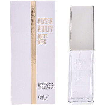 Beauté Femme Eau de toilette Alyssa Ashley White Musk Edt Vaporisateur  50 ml