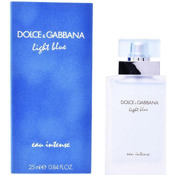 Beauté Femme Eau de parfum D&G Light Blue Eau Intense Edp Vaporisateur  25 ml