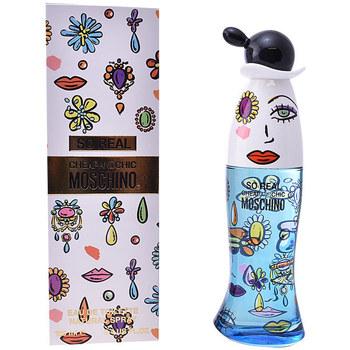 Beauté Femme Eau de toilette Love Moschino So Real Cheap & Chic Edt Vaporisateur  100 ml