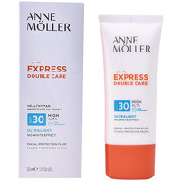 Beauté Protections solaires Anne Möller Express Double Care Ultra Light Fluid Spf30  50 ml