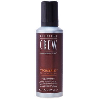 Beauté Homme Coiffants & modelants American Crew Techseries Texture Foam  200 ml