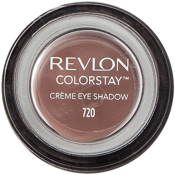 Beauté Femme Fards à paupières & bases Revlon Colorstay Creme Eye Shadow 24h 720-chocolate 4,8 g