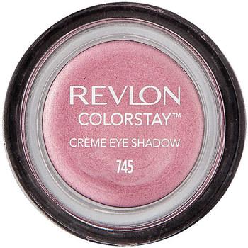 Beauté Femme Fards à paupières & bases Revlon Colorstay Creme Eye Shadow 24h 745-cherry Blossom 1 u