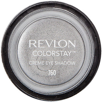 Beauté Femme Fards à paupières & bases Revlon Colorstay Creme Eye Shadow 24h 760-eary Grey 1 u