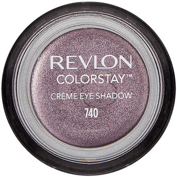 Beauté Femme Fards à paupières & bases Revlon Colorstay Creme Eye Shadow 24h 740-black Currant 4,8 g