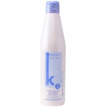 Beauté Soins & Après-shampooing Salerm Keratin Shot Straightening Cream