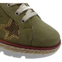 Chaussures Femme Baskets basses Loren LOC3786sa verde