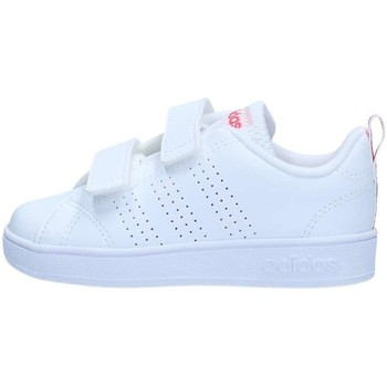 Chaussures Fille Baskets basses adidas Originals BB9980 Basket Fille White White