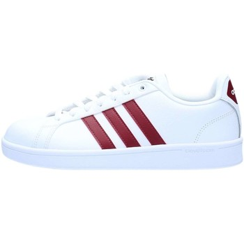 Chaussures Homme Baskets basses adidas Originals DA9636 Basket Homme White / Red White / Red
