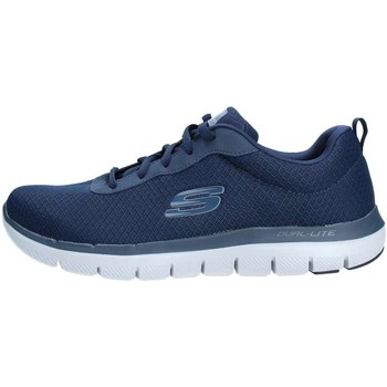 Chaussures Homme Baskets basses Skechers 52125 Chaussures de sport Homme Blue Navy Blue Navy