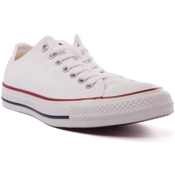 Chaussures Homme Baskets basses Converse BASKET ALL STAR OX OPTICAL WHITE BLANC