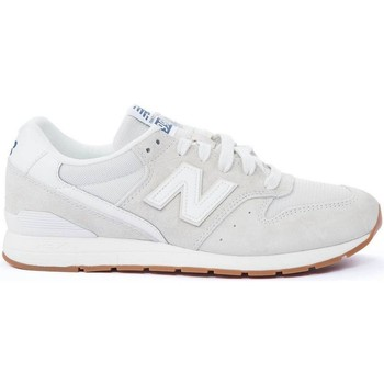 Chaussures Homme Baskets basses New Balance BASKET LEATHER/MESH BLANC CASSE