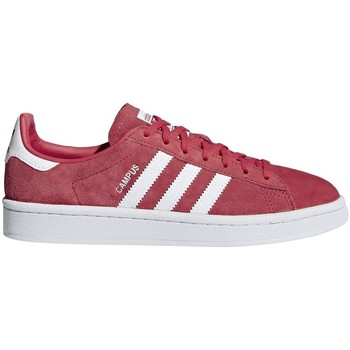 Chaussures Femme Baskets basses adidas Originals ZAPATILLAS  CAMPUS Rouge