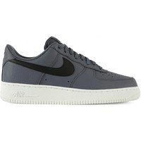 Chaussures Homme Baskets basses Nike ZAPATILLAS  AIR FORCE 1 Gris