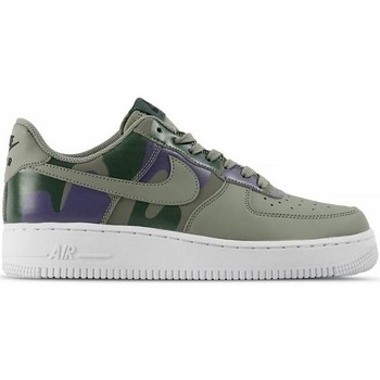 Chaussures Homme Baskets basses Nike ZAPATILLAS  AIR FORCE 1 07 LV8 Vert
