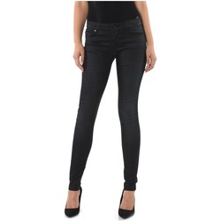 Vêtements Femme Jeans skinny Kaporal Jean Slim Femme Loka Petrol Bleu